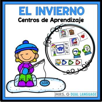 Enero: Centros de aprendizaje