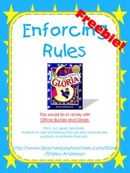 Enforcing Rules (Freebie)