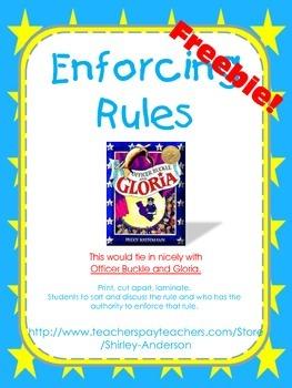 Enforcing Rules (Freebie)