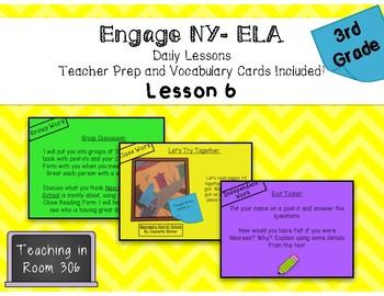 Engage ELA, Grade 3, Module 1, Unit 1 PART 2 BUNDLE