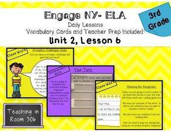 Engage ELA, Grade 3, Module 1, Unit 2 PART 2 BUNDLE