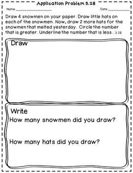 Engage {Eureka} Math Module 3 Topic G Lessons 25-28 KINDERGARTEN