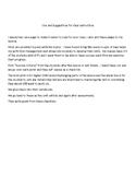 Engage Grade 5 Success Criteria Module 1 Lesson 1 to Lesson 10