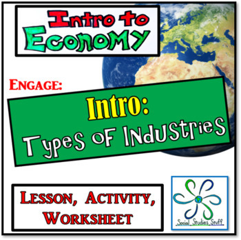 Engage: Introduction to Economy and Industry Lesson