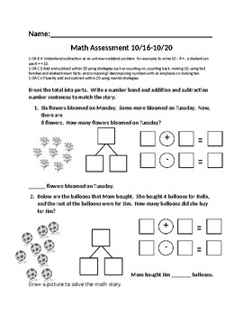 Engage Math Assessment