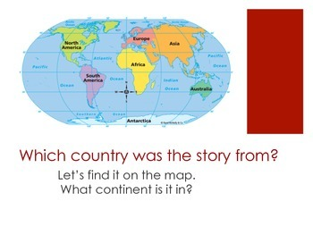 Engage NY: 1st: Different Lands Similar Stories:  The Girl with the Red Slippers