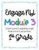 Engage NY 1st Grade Binder Covers