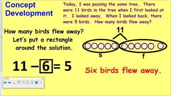 Engage NY 1st Grade Common Core Entire Math Module 2- Topics A - D