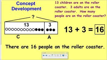 Engage NY (Eureka) 1st Grade Common Core Entire Math Module 4- Topics A - F