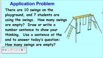 Engage NY 1st Grade Common Core Math Module 1-Topic E