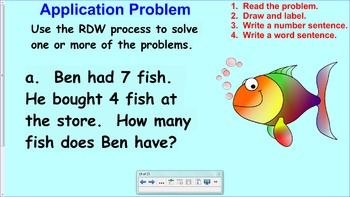 Engage NY 1st Grade Common Core Math Module 4-Topic D