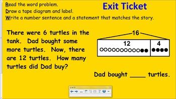 Engage NY 1st Grade Common Core Math Module 4-Topic E