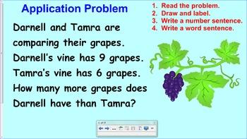 Engage NY 1st Grade Common Core Math Module 5-Topic B