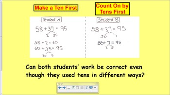 Engage NY 1st Grade Common Core Math Module 6-Topic D
