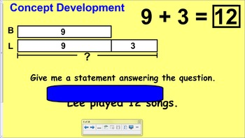 Engage NY (Eureka) 1st Grade Common Core Math Module 6-Topic F