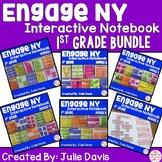 Engage NY 1st Grade Math Interactive Notebook Bundle