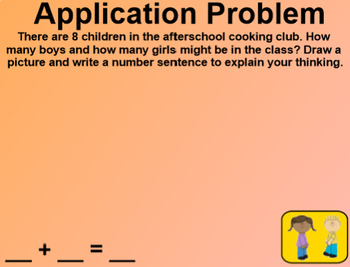 Engage NY 1st Grade Math Module 1 Lesson 11 SmartBoard