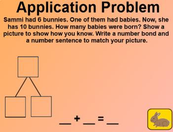Engage NY 1st Grade Math Module 1 Lesson 13 SmartBoard