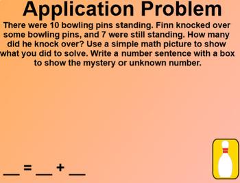 Engage NY 1st Grade Math Module 1 Lesson 16 SmartBoard