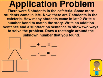 Engage NY 1st Grade Math Module 1 Lesson 26 SmartBoard