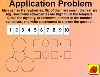 Engage NY 1st Grade Math Module 1 Lesson 27 SmartBoard