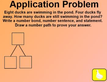 Engage NY 1st Grade Math Module 1 Lesson 28 SmartBoard