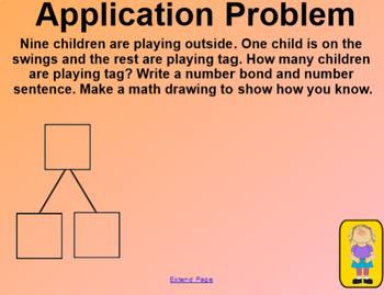 Engage NY 1st Grade Math Module 1 Lesson 33 SmartBoard