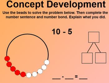 Engage NY 1st Grade Math Module 1 Lesson 37 SmartBoard