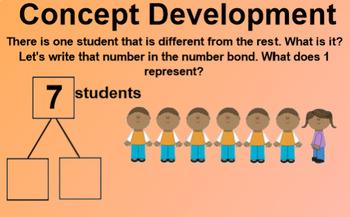 Engage NY 1st Grade Math Module 1 Lesson 5 SmartBoard