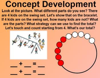 Engage NY 1st Grade Math Module 1 Lesson 8 SmartBoard