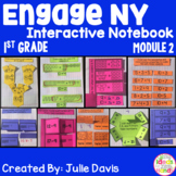 Engage NY 1st Grade Math Module 2 Interactive Notebook
