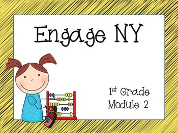 Engage NY, 1st Grade Math, Module 2, Interactive PowerPoints