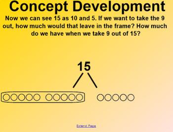 Engage NY 1st Grade Math Module 2 Lesson 15 SmartBoard