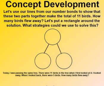 Engage NY 1st Grade Math Module 2 Lesson 24 SmartBoard