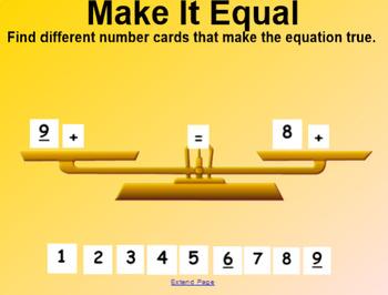 Engage NY 1st Grade Math Module 2 Lesson 25 SmartBoard