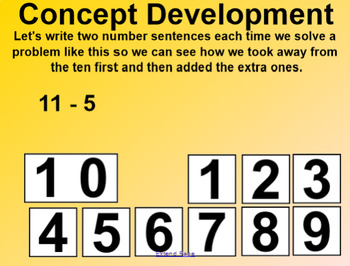 Engage NY 1st Grade Math Module 2 Lesson 29 SmartBoard