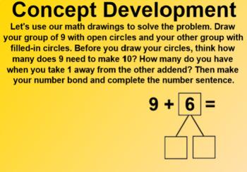 Engage NY 1st Grade Math Module 2 Lesson 4 SmartBoard