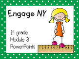 Engage NY, 1st Grade Math, Module 3, Interactive PowerPoin