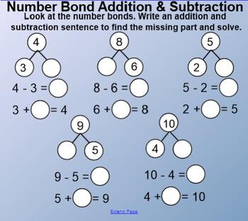 Engage NY 1st Grade Math Module 4 Lesson 11 SmartBoard