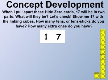 Engage NY 1st Grade Math Module 4 Lesson 2 SmartBoard