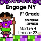 Engage NY 1st Grade Math Module 4 Lesson 23 SmartBoard