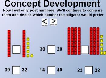 Engage NY 1st Grade Math Module 4 Lesson 9 SmartBoard