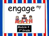 Engage NY, 1st Grade Math, Module 4, Lessons 1-10 - Updated