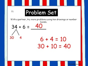 Engage NY, 1st Grade Math, Module 4, Lessons 11-20, Interactive PowerPoints