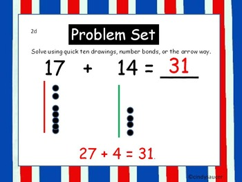 Engage NY, 1st Grade Math, Module 4, Lessons 21-29, PowerPoints