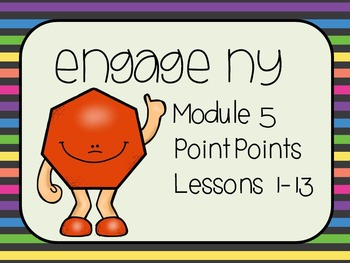 Engage NY, 1st Grade Math, Module 5, Interactive PowerPoints