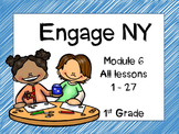 Engage NY, 1st Grade Updated, Module 6, Interactive PowerPoints