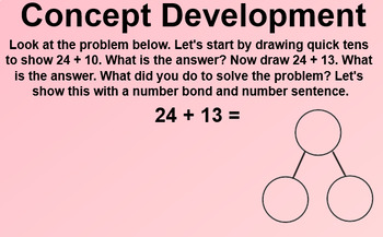 Engage NY 1st Grade Math Module 6 Lesson 12 SmartBoard