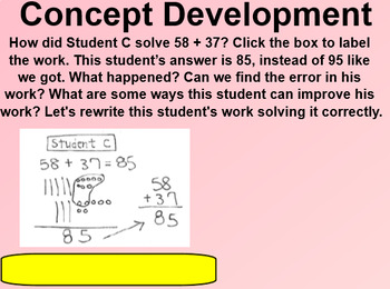 Engage NY 1st Grade Math Module 6 Lesson 18 SmartBoard