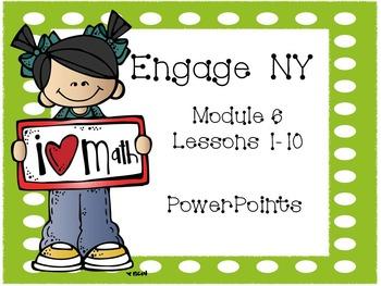 Engage NY, 1st Grade Math, Module 6, Lessons 1-10, Interac
